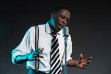 Chanteur pour mariage afro