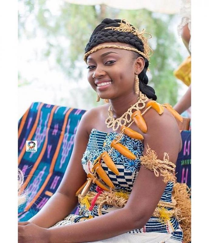 Inspiration Mariage Africain La Symbolique Du Pagne Dans