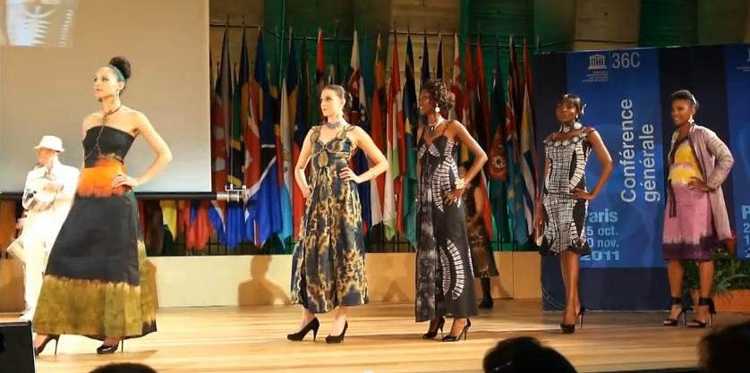 Défilé AFRICOULEUR et BAIFALL DREAM