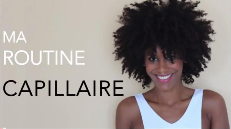 Tutoriel: Ma Routine Capillaire (cheveux Afro / Crépu Naturel )