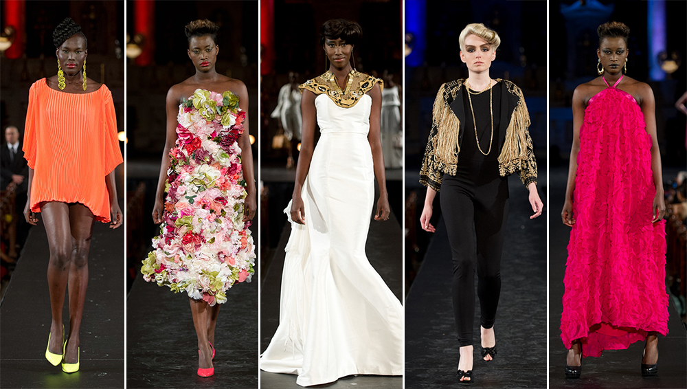 MONTREAL BLACK FASHION WEEK 2015