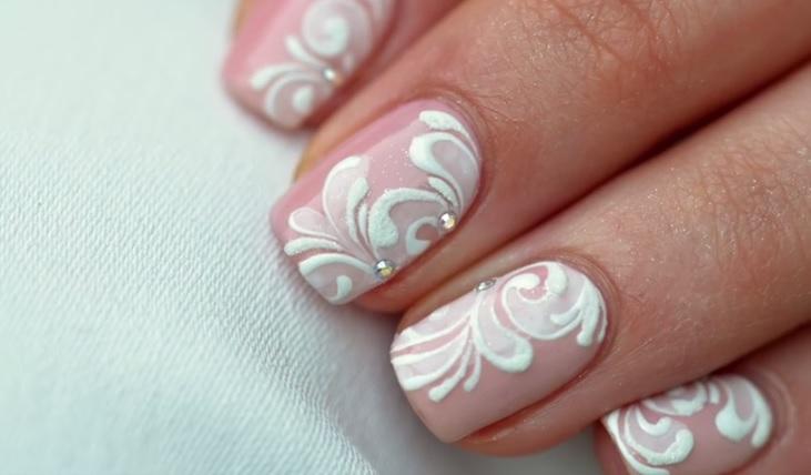 Tuto Nail Art | Pour la Mariée