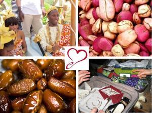 Le mariage traditionnel africain : Les différentes phases en quelques mots