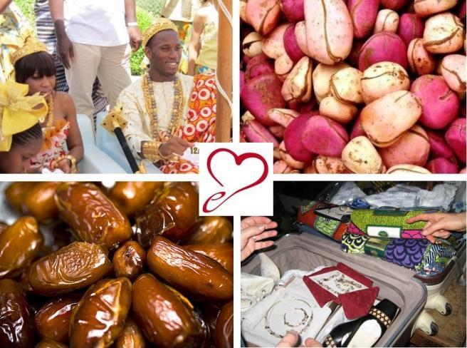Le mariage traditionnel africain : Les différentes phases en quelques ...