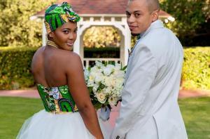 Inspiration Mariage Africain : la symbolique du pagne dans la tradition Africaine