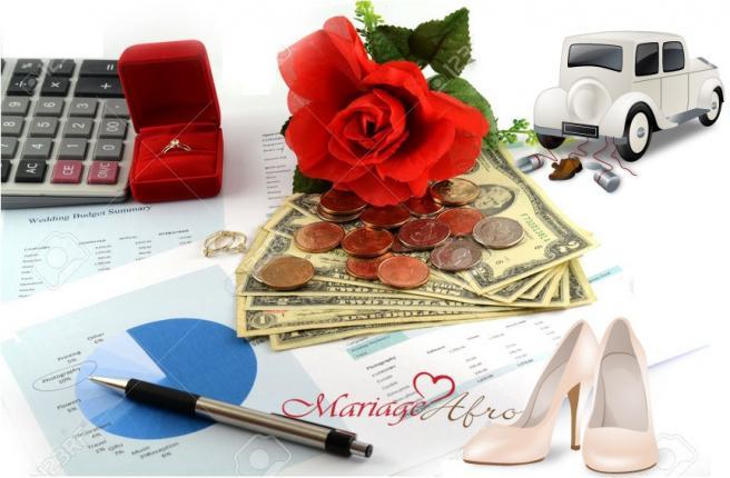 Comment réussir son mariage de rêve sans presque ou rien dépenser : 3 Solutions de financement. | Préparatifs de mariage