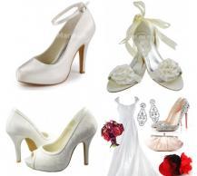 Robe du Maraige -Chaussures-Sacs